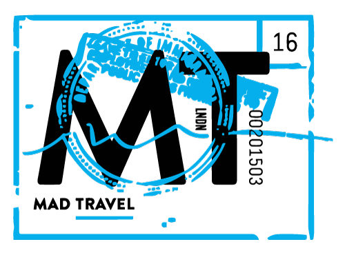 Mad Travel Logo